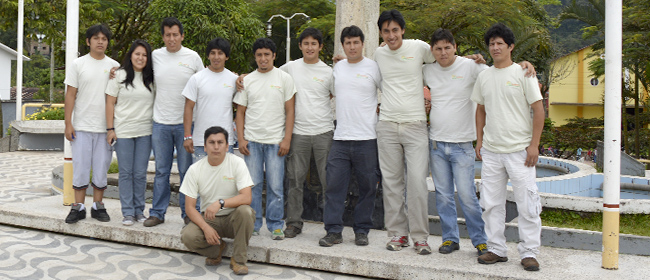Equipo Tropic Expeditions